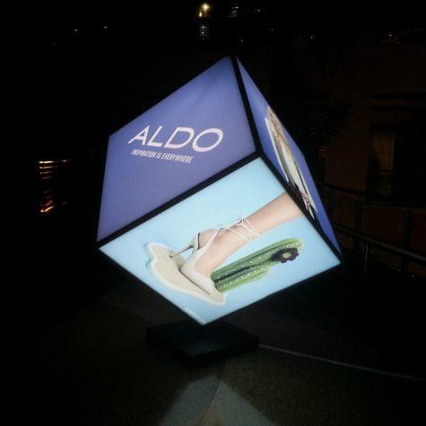 ALDO | Cube Branding