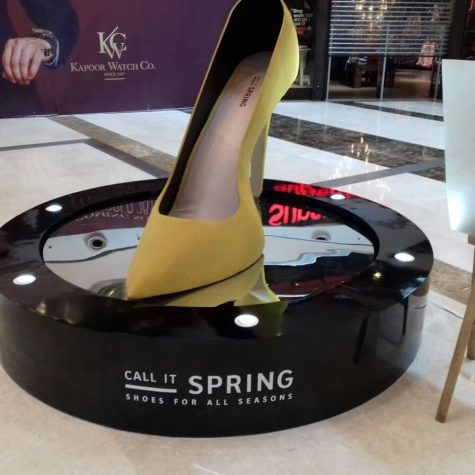 CALL IT SPRING | Rotating Shoe