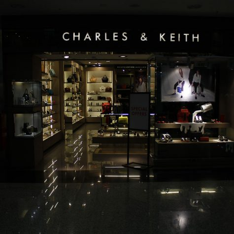 CHARLES & KEITH | Earth Hour Store Shoot