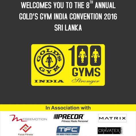 GOLD'S GYM | Printing & Merchandising