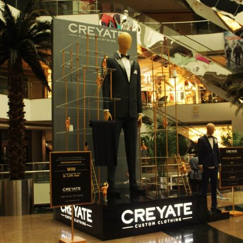 CREYATE | The Tallest Suited Man