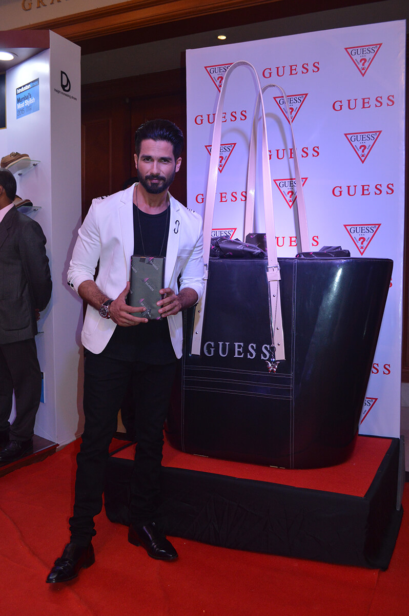GUESS | HT Mumbai's Most Stylist 2015