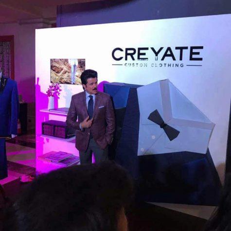 CREYATE | GQ Awards 2017 Origami Installation