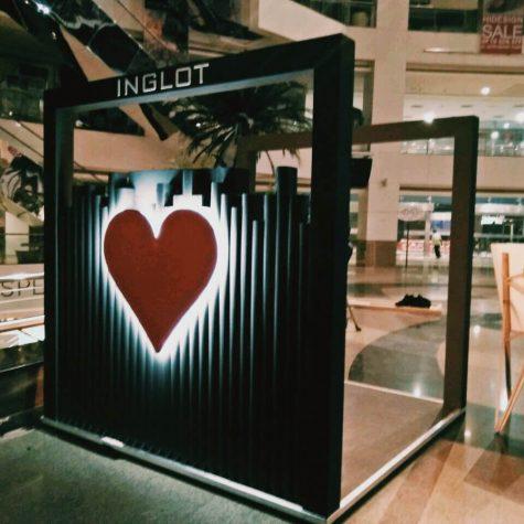 INGLOT | WOW Valentine Makeover