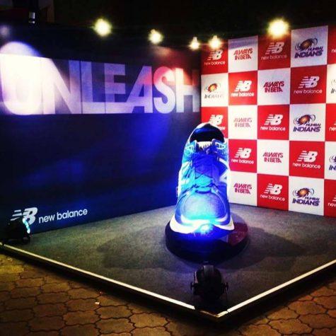 NEW BALANCE | Shoe Launch at IPL 2016