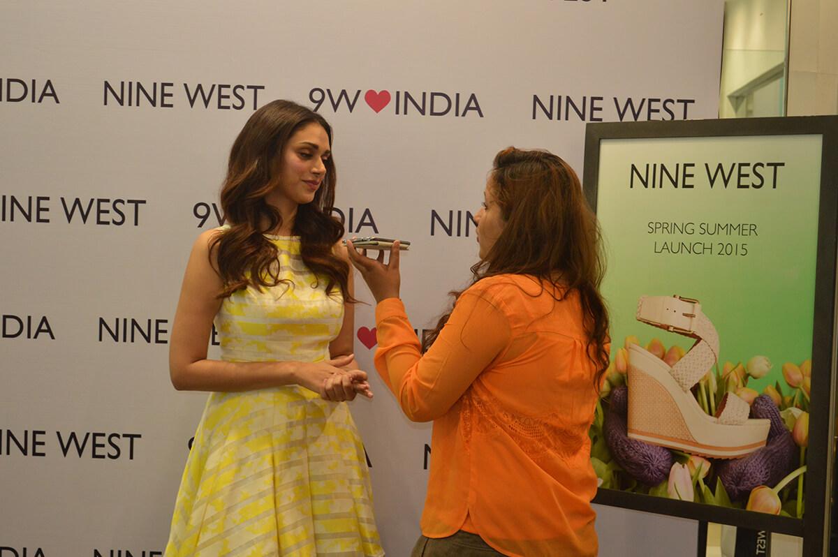 NINE WEST   Spring Summer Media Launch